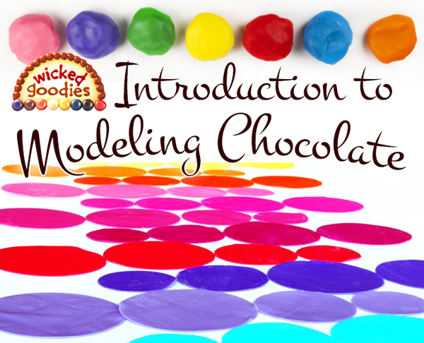 Modeling Chocolate Basics