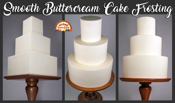 Smooth Buttercream Frosting Recipes