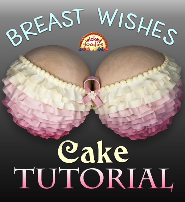Breast Wishes Boob Cake