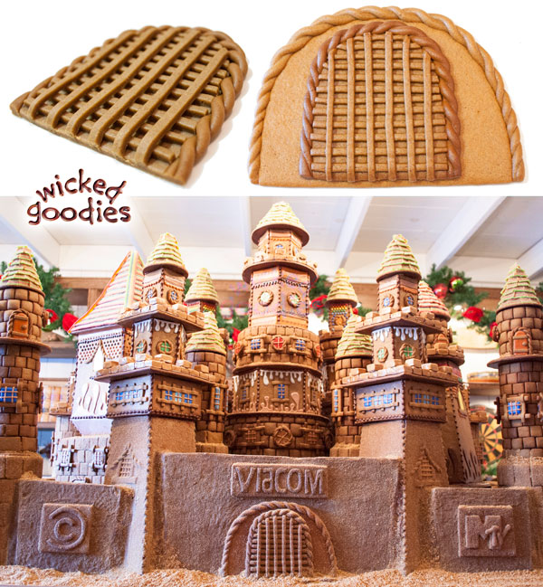 Gingerbread-Door-Ideas