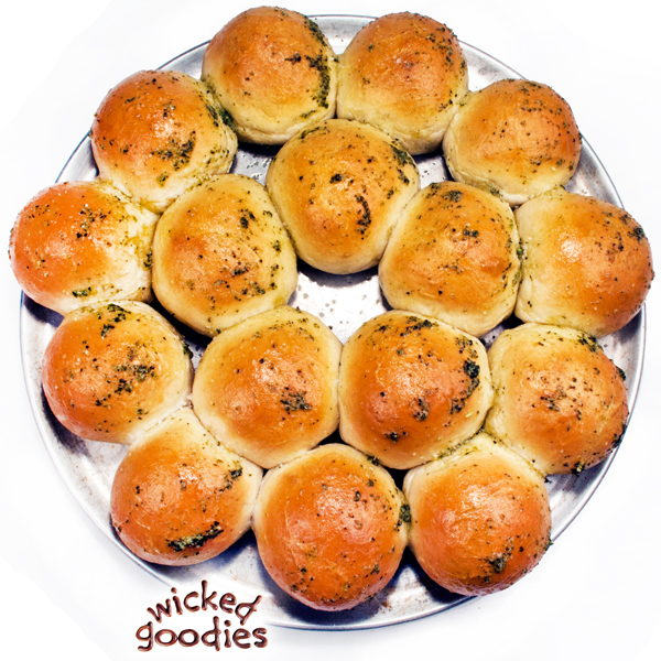 Garlic Herb Rolls