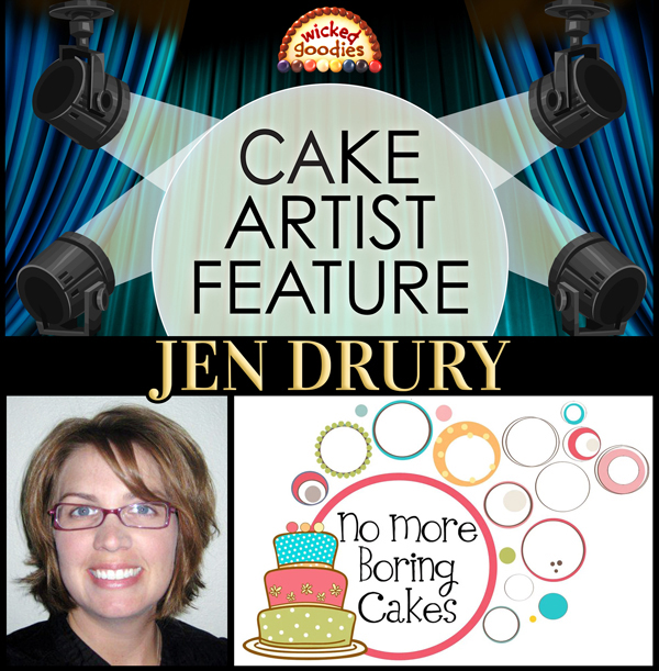 Food Artist Feature, Jen Drury