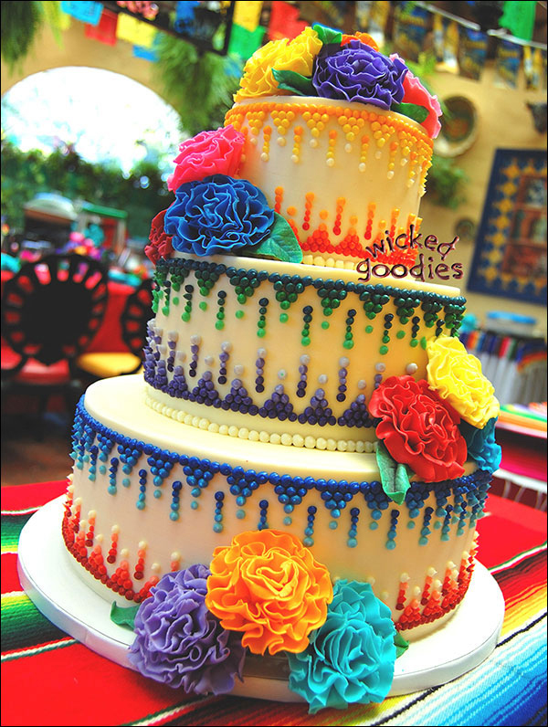 Mexican Wedding Cake