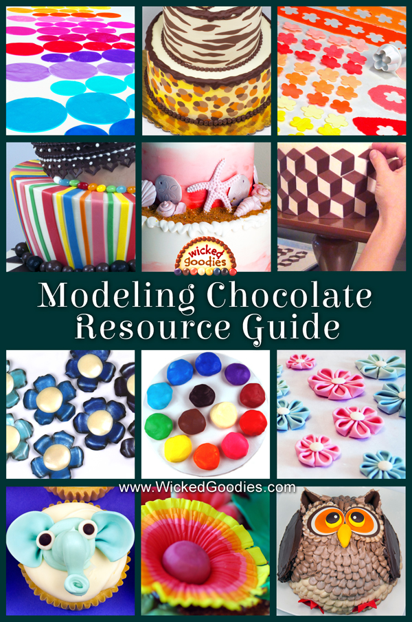 Modeling Chocolate Tutorials