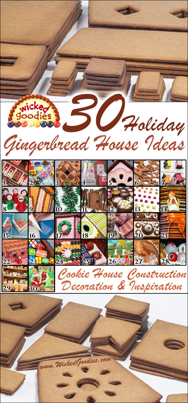 30 Gingerbread House Making Ideas