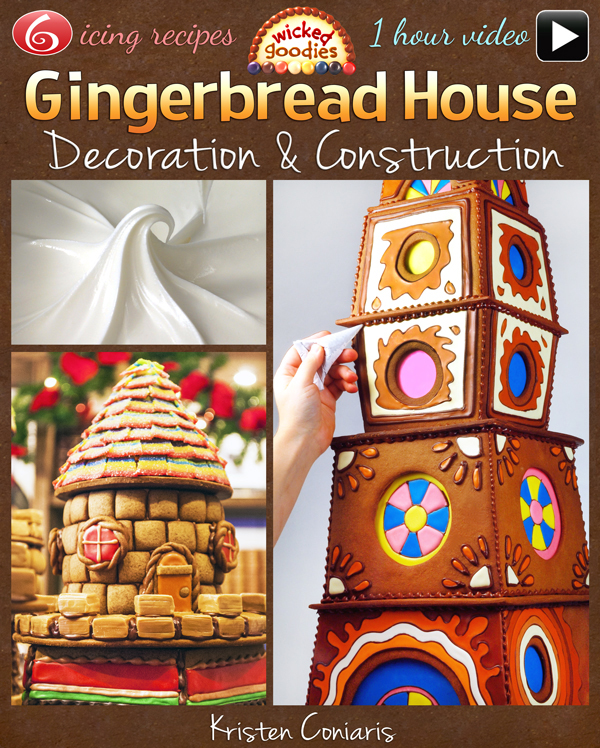 Gingerbread House Decorating and Building