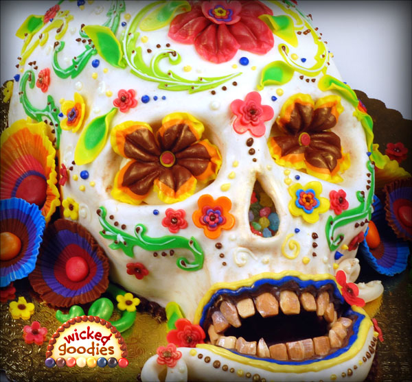 How to Make Creepy Edible Teeth Wicked Goodies