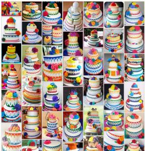 Mexican Fiesta Cake Design Ideas