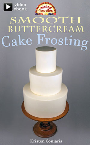 Smooth Buttercream Cake Frosting