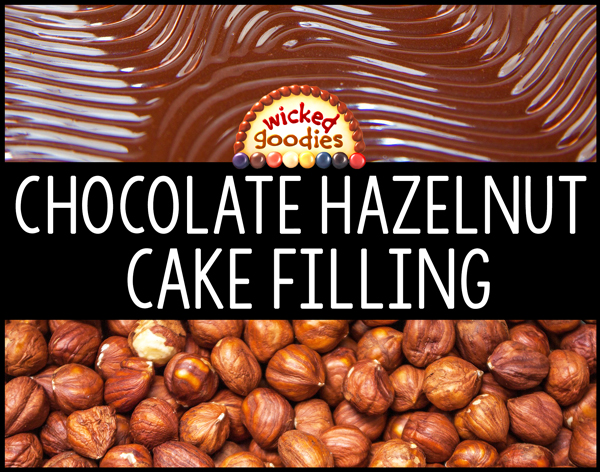 Chocolate Hazelnut Cake Filling Recipe