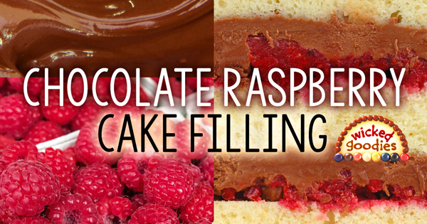 Chocolate Raspberry Cake Filling Recipe