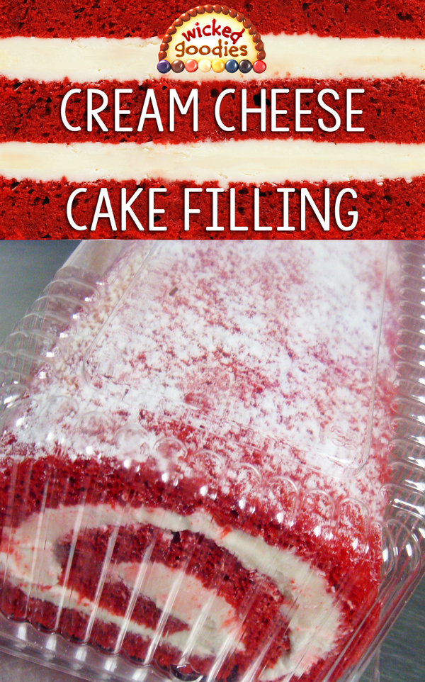 Cream Cheese Filling Recipe