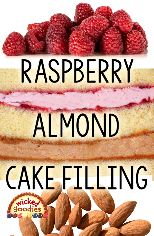 Raspberry Almond Cake Filling Recipe
