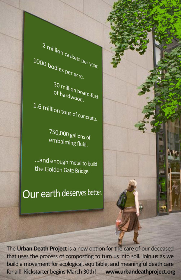 Our Earth Deserves Better Green Burial Option