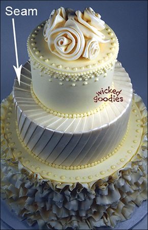 How to Deliver Wedding Cakes