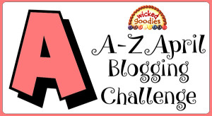 A Baking and Culinary Terms Alphabet Blogging Challenge
