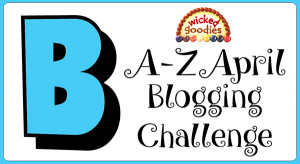 B Baking and Culinary Terms Alphabet Blogging Challenge