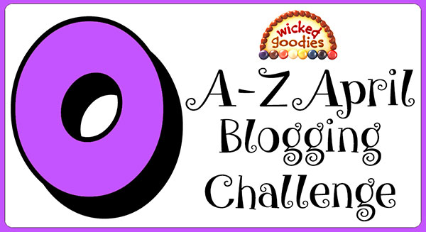 O Baking and Culinary Terms Alphabet Blogging Challenge