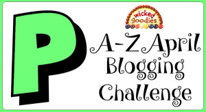 P Baking and Culinary Terms Alphabet Blogging Challenge