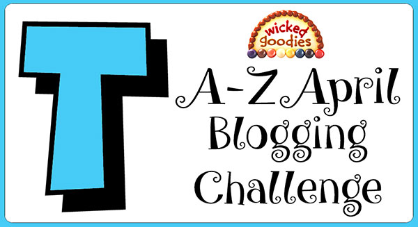 T Baking and Culinary Terms Alphabet Blogging Challenge