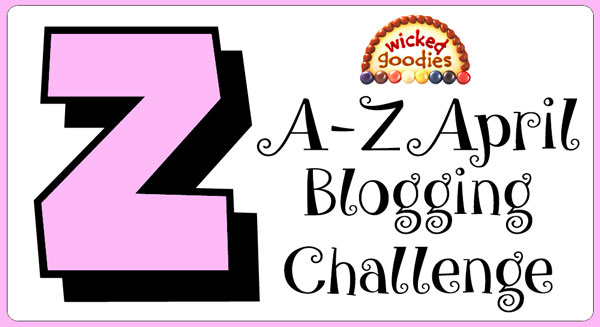 Z Baking and Culinary Terms Alphabet Blogging Challenge