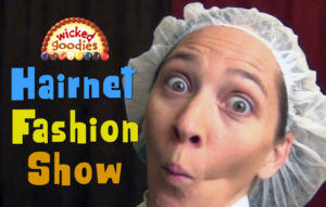 Hairnet Fashion Show