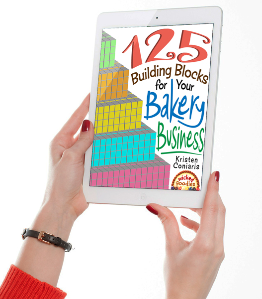 125 Building Blocks for Your Bakery Business eBook