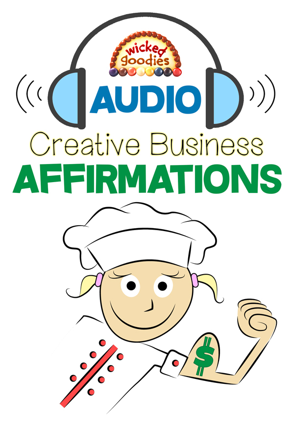 Audio Affirmations for Your Creative Business