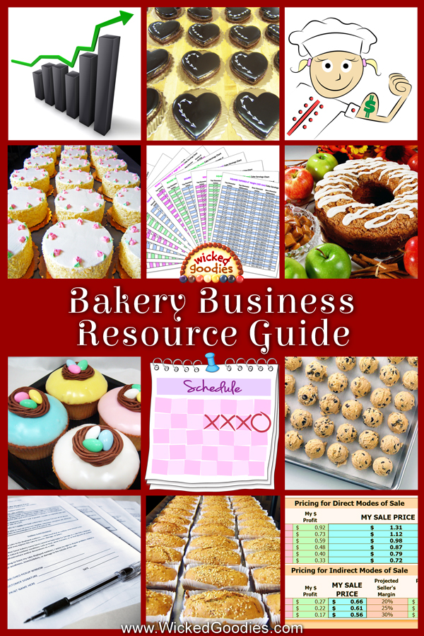 Free Bakery Business Resources