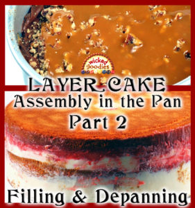 Cake Filling Method