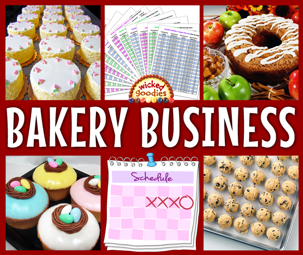 Bakery Business Resources