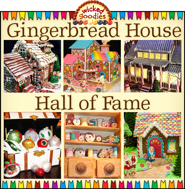 Gingerbread House Hall of Fame