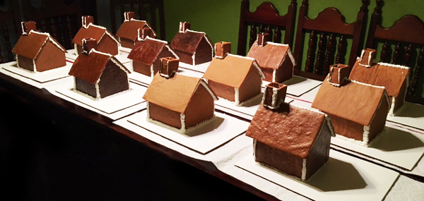 Gingerbread House Party by Leigh Limpic