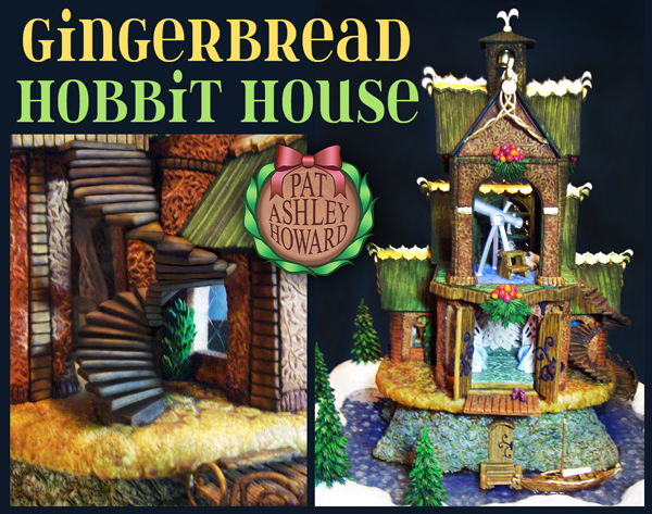 Gingerbread Hobbit House