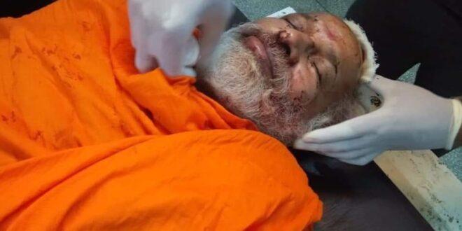 Sant Attack in Punjab