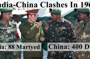 India Defeat China in 1967