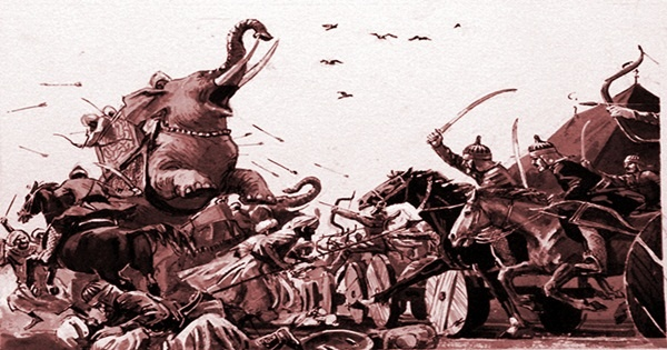 Mahmud Ghazni Dual Defeat in Kashmir :