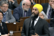 jagmeet singh expel from canadian parliament