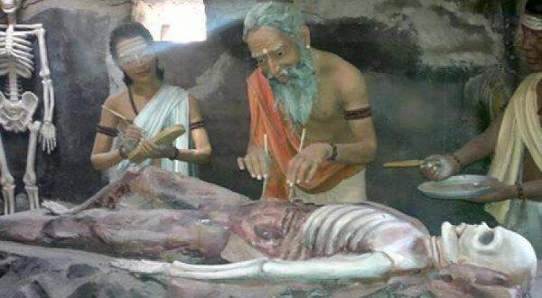 Indian Ancient Technique Plastic Surgery