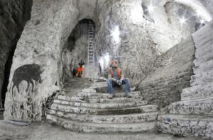 ancient margate cave