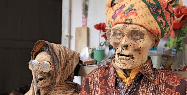Torajan Death Ritual