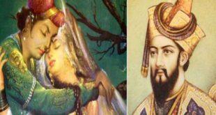 Khilji Daughter love hindu king