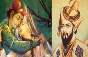 Khilji Daughter love hindu king