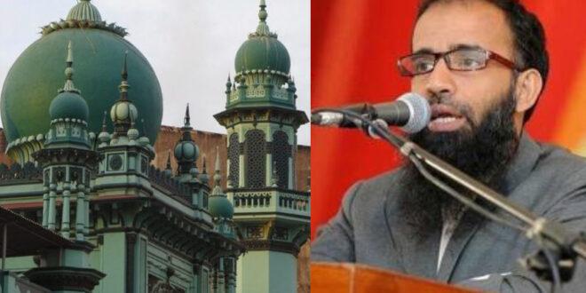 mujahid balussery threaten hindus