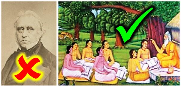 Gurukul system of india