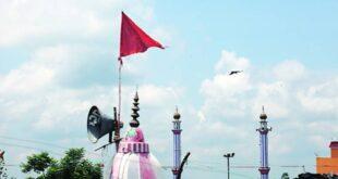 Muslim stop temple loudspeaker