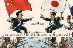 Why china and japan is enemy