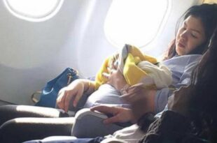 What Is the Citizenship of a Baby Born on an Airplane?