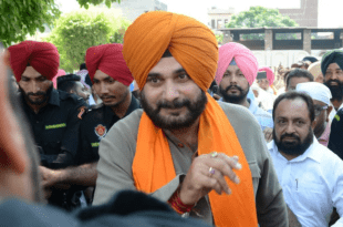 Will sidhu join BJP