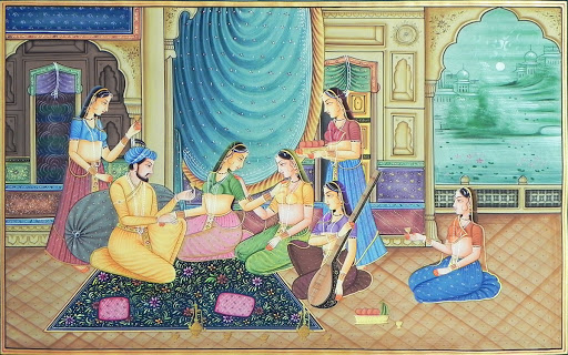 why Mughals stay transgenders in fort